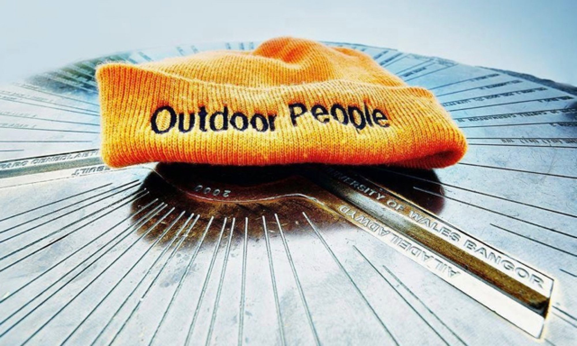 Outdoor People Journal